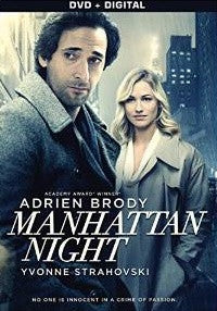 Manhattan Night Digital Copy Download Code UV Ultra Violet VUDU SD