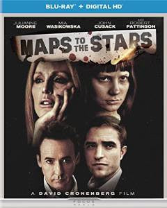 Maps to the Stars Digital Copy Download Code iTunes HD