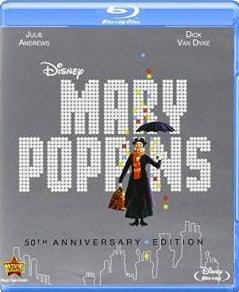 Mary Poppins Digital Copy Download Code Disney Google Play HD