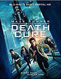 Maze Runner Death Cure Digital Copy Download Code iTunes HD