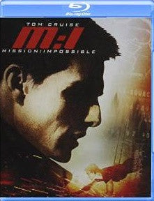 Mission Impossible Digital Copy Download Code iTunes HD 4K