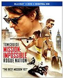 Mission Impossible Rogue Nation Digital Copy Download Code UV Ultra Violet VUDU HD HDX