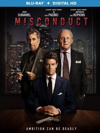 Misconduct Digital Copy Download Code UV Ultra Violet VUDU HD HDX