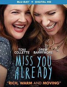 Miss You Already Digital Copy Download Code UV Ultra Violet VUDU HD HDX