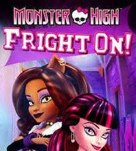 Monster High Fright On Digital Copy Download Code UV Ultra Violet VUDU HD HDX