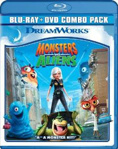 Monsters Vs Aliens Digital Copy Download Code MA VUDU iTunes HD HDX