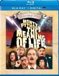 Monty Python's The Meaning of Life Digital Copy Download Code UV Ultra Violet VUDU HD HDX