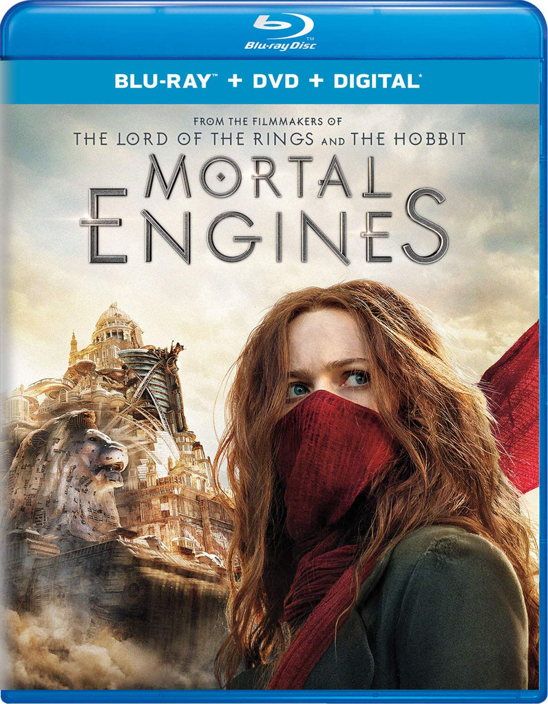 Mortal Engines Digital Copy Download Code MA VUDU iTunes HDX