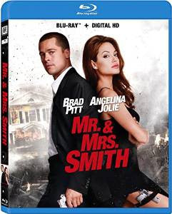 Mr and Mrs Smith Digital Copy Download Code VUDU HD HDX