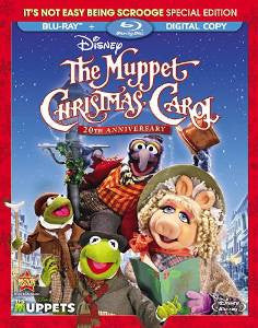 Muppet Christmas Carol Digital Copy Download Code Disney XML