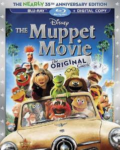 Muppet Movie Digital Copy Download Code Disney Movies Anywhere VUDU iTunes HD HDX