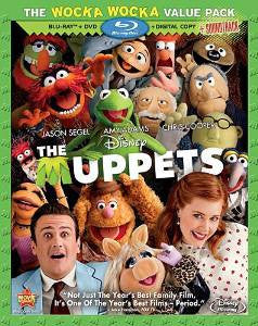 Muppets Digital Copy Download Code Disney Movies Anywhere VUDU iTunes HD HDX