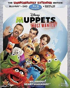 Muppets Most Wanted Digital Copy Download Code Disney Movies Anywhere VUDU iTunes HD HDX