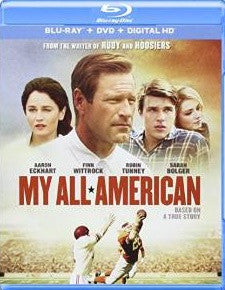 My All-American Digital Copy Download Code iTunes HD