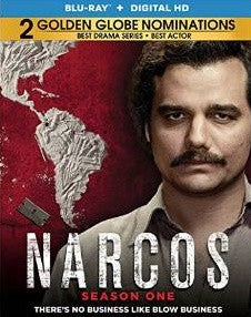 Narcos Season 1 Digital Copy Download Code UV Ultra Violet VUDU HD HDX