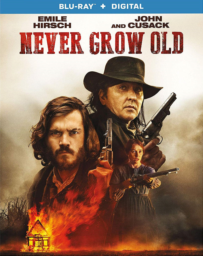 Never Grow Old VUDU Instawatch HDX