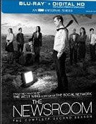 Newsroom Season 2 Digital Copy Download Code iTunes HD