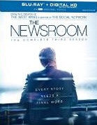 Newsroom Season 3 Digital Copy Download Code UV Ultra Violet VUDU HD HDX