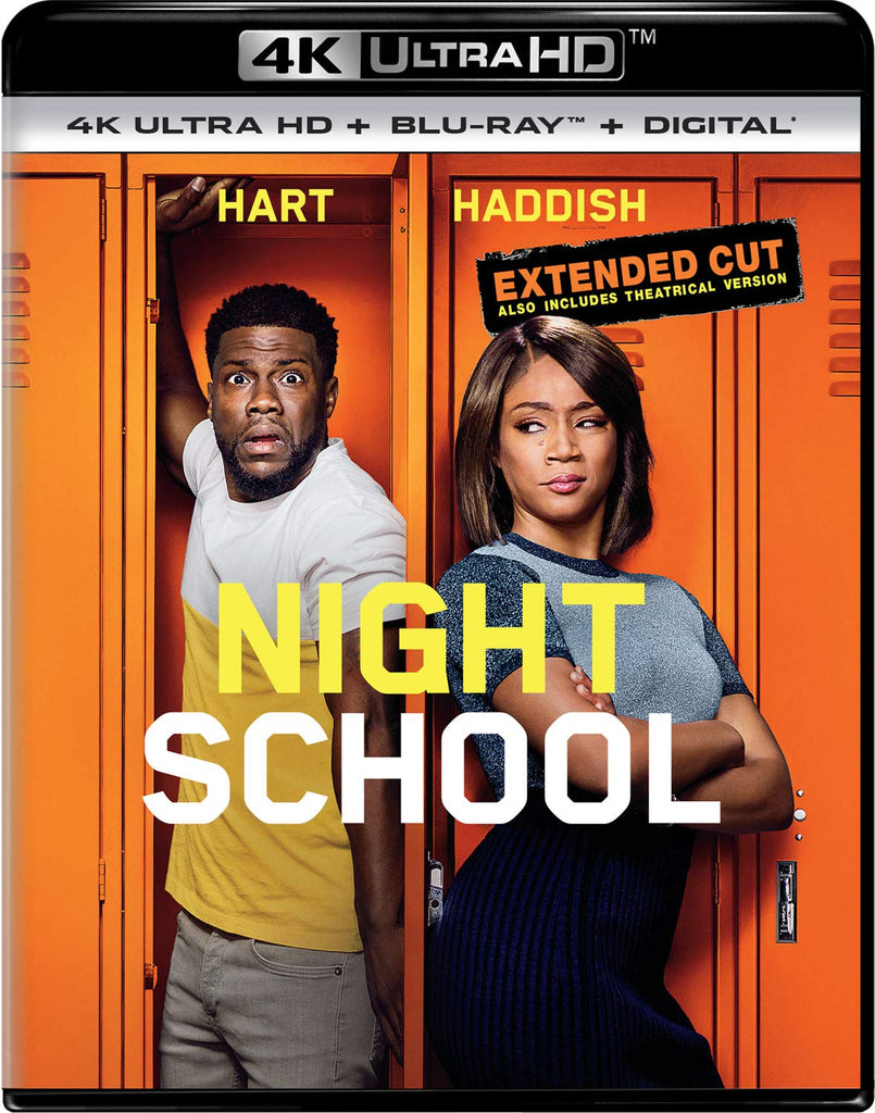 Night School Digital Copy Download Code MA VUDU iTunes 4K
