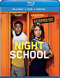 Night School Digital Copy Download Code MA VUDU iTunes HD HDX