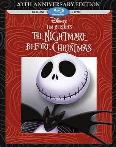 Nightmare Before Christmas Digital Copy Download Code Disney XML