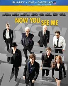 Now You See Me Digital Copy Download Code UV Ultra Violet VUDU HD HDX