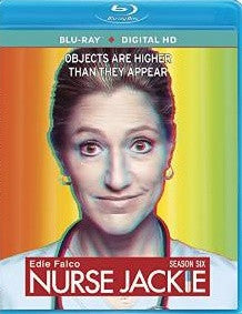 Nurse Jackie Season 6 Digital Copy Download Code UV Ultra Violet VUDU HD HDX