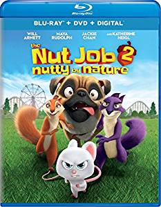 Nut Job 2 Nutty by Nature Digital Copy Download Code iTunes HD