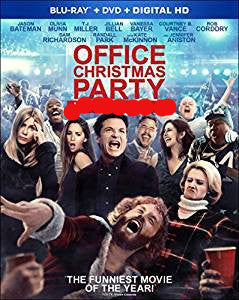 Office Christmas Party Digital Copy Download Code iTunes HD