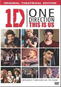 1D One Direction This Is Us Digital Copy Download Code UV Ultra Violet VUDU SD