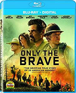 Only the Brave Digital Copy Download Code iTunes HD
