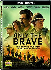 Only the Brave Digital Copy Download Code iTunes SD