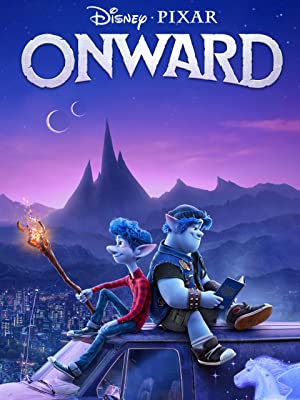 Onward Digital Copy Download Code Disney VUDU 4K