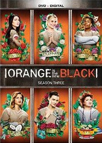 Orange is the New Black Season 3 Digital Copy Download Code UV Ultra Violet VUDU SD