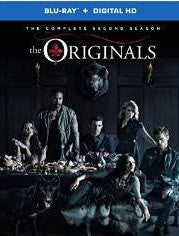 Originals Season 2 Digital Copy Download Code UV Ultra Violet VUDU HD HDX