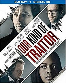 Our Kind of Traitor Digital Copy Download Code UV Ultra Violet VUDU HD HDX