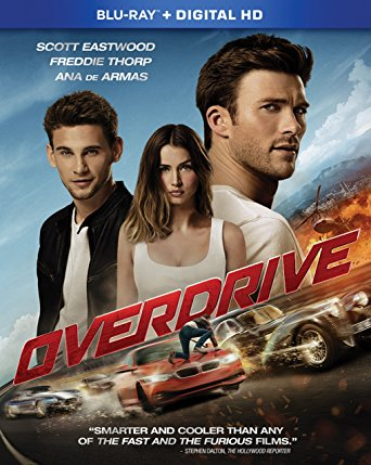Overdrive Digital Copy Download Code Ultra Violet UV VUDU HD HDX