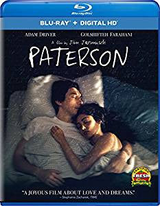Paterson Digital Copy Download Code iTunes HD
