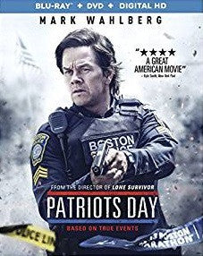 Patriots Day Digital Copy Download Code iTunes HD 4K