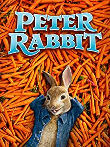 Peter Rabbit Digital Copy Download Code MA VUDU iTunes HD HDX