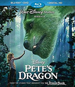 Pete's Dragon Digital Copy Download Code Disney Movies Anywhere VUDU iTunes HD HDX