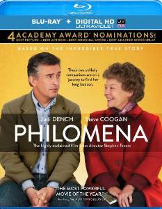Philomena Digital Copy Download Code UV Ultra Violet VUDU HD HDX