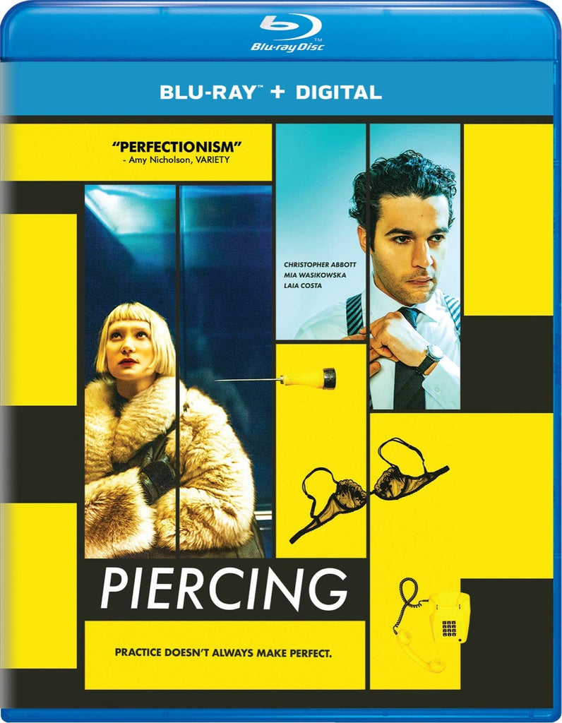 Piercing Digital Copy Download Code MA VUDU iTunes HD HDX
