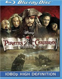 Pirate's of the Caribbean At World's End Digital Copy Download Code Disney XML