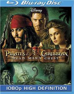 Pirates of the Caribbean Dead Man's Chest Digital Copy Download Code Disney XML