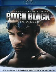 Pitch Black Digital Copy Download Code UV Ultra Violet VUDU HD HDX