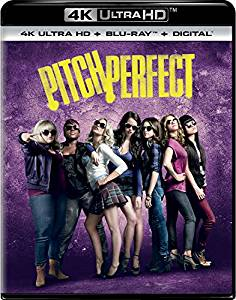 Pitch Perfect Digital Copy Download Code MA VUDU iTunes 4K