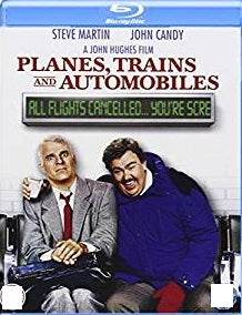 Planes, Trains, and Automobiles Digital Copy Download Code VUDU HD HDX