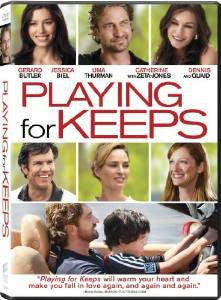 Playing For Keeps Digital Copy Download Code UV Ultra Violet VUDU SD
