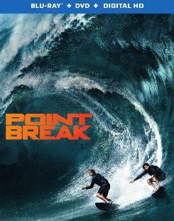 Point Break (2015) Digital Copy Download Code iTunes HD